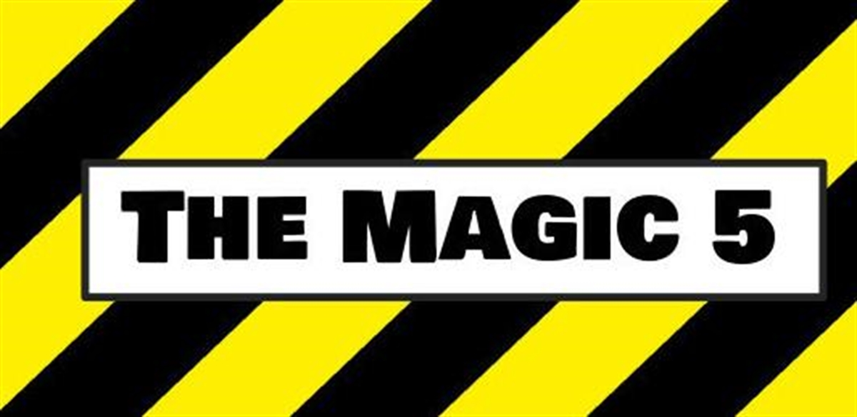 The Magic 5! Topsie Redfern tickets