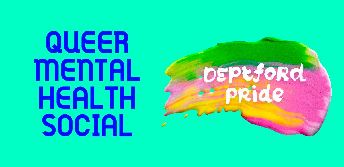 Queer Mental Health Social tickets