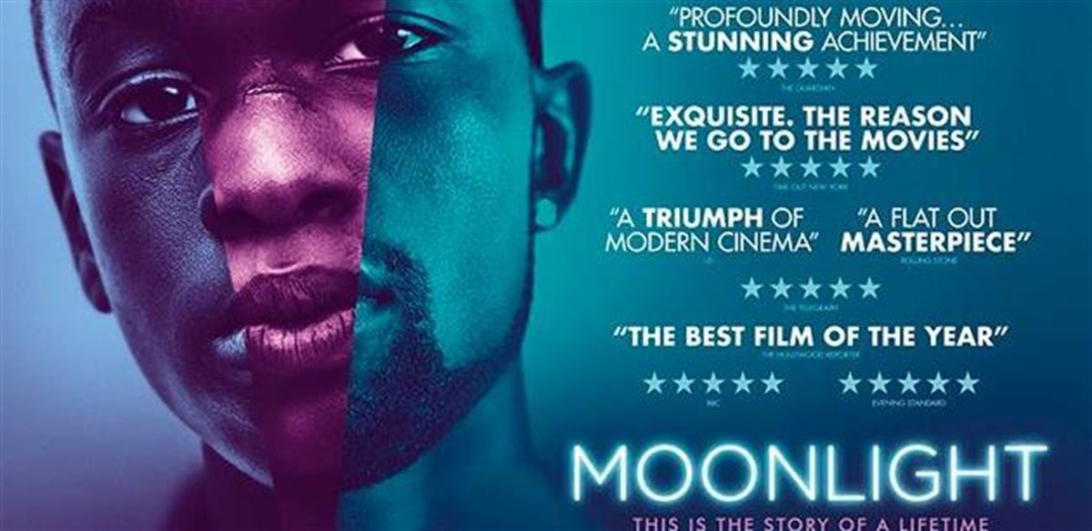 Moonlight Screening x Coloured Queer and Growing Up in the UK