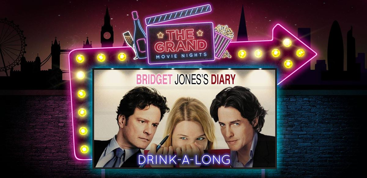 BRIDGET JONES'S DIARY DRINK-A-LONG MOVIE NIGHT tickets