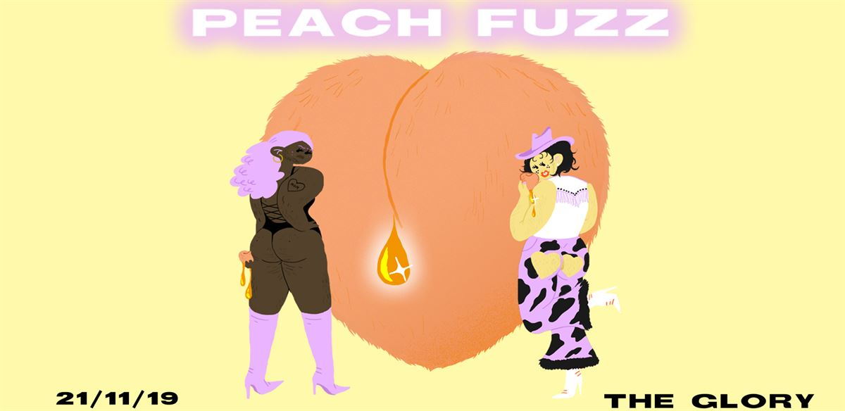 The Bitten Peach - Peach Fuzz tickets