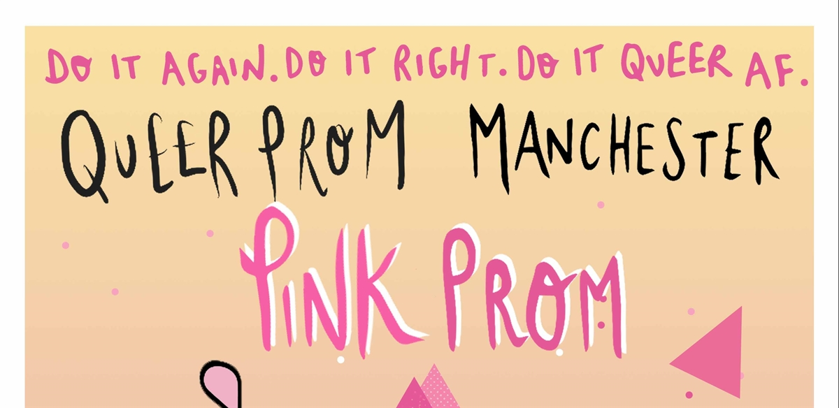 Queer Prom Manchester - Pink Prom! tickets