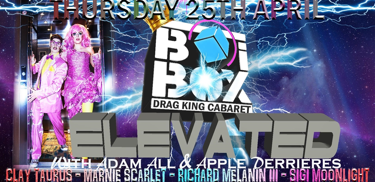 BOiBOX - ELEVATED!  tickets