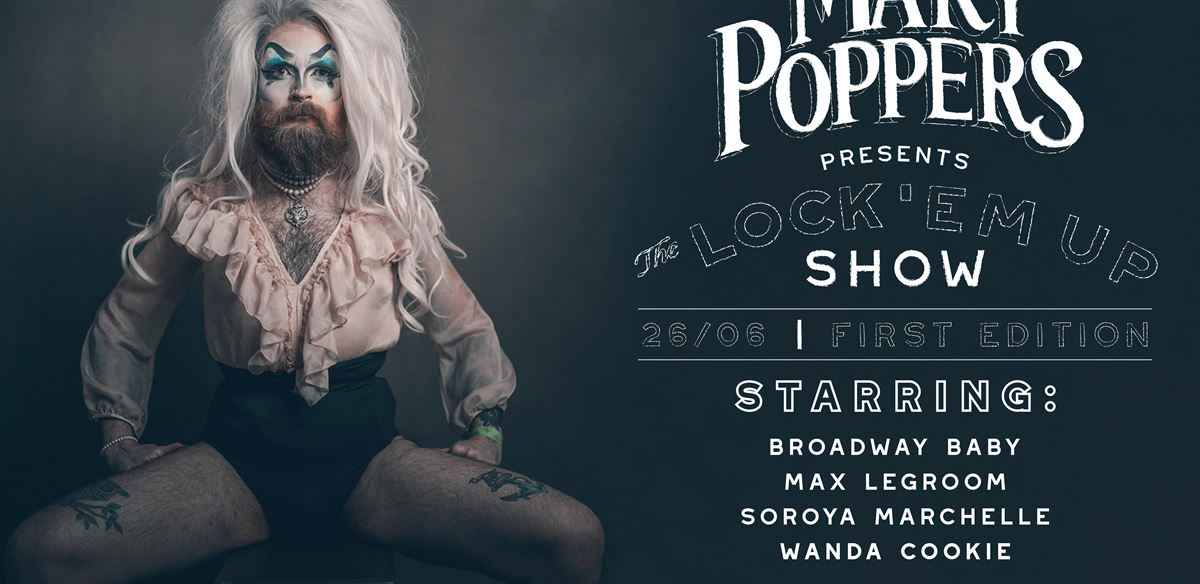 The Lock Em' Up Show tickets