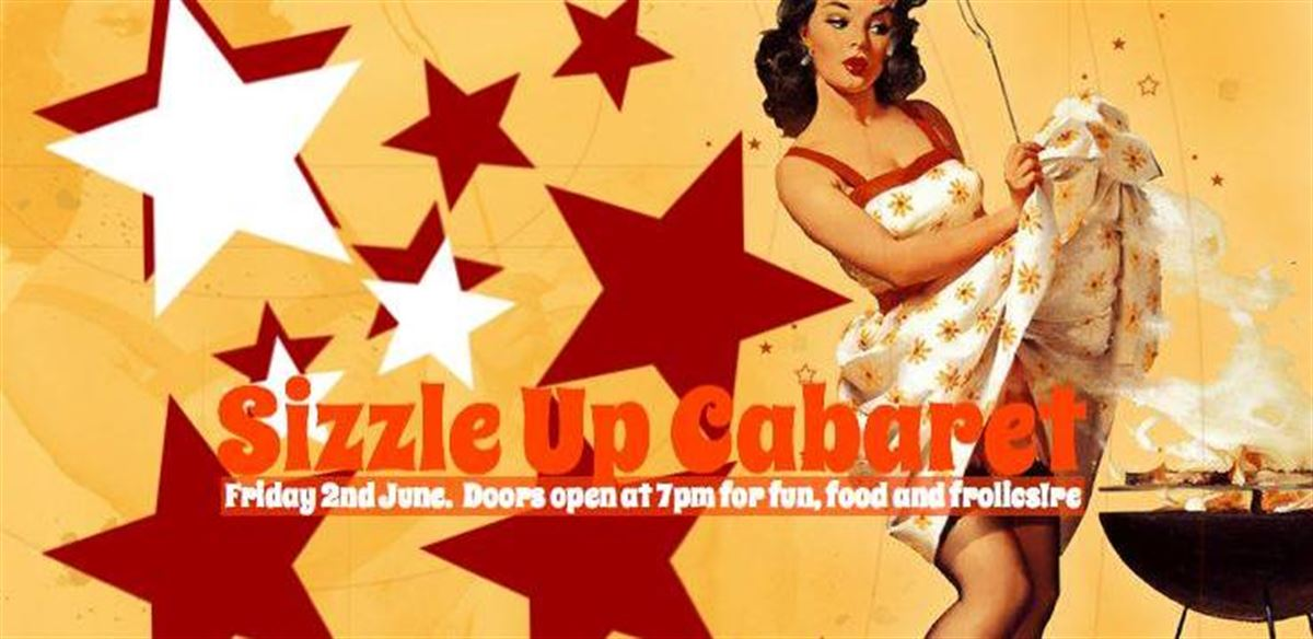 Sizzle Up Cabaret! South London's newest Cabaret night for Queers tickets