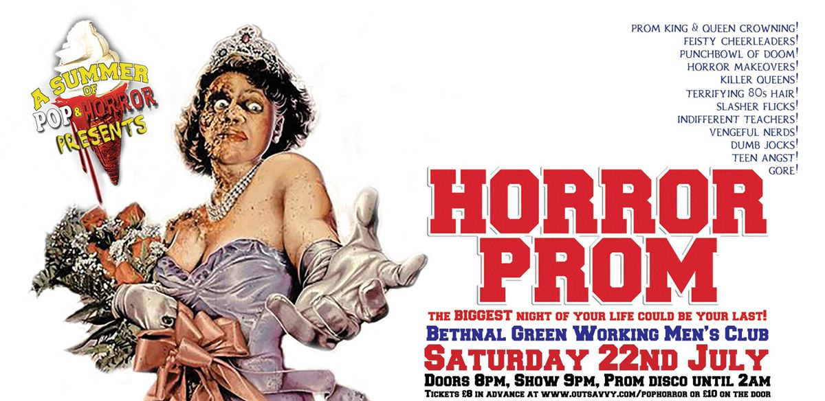 Horror Prom! tickets