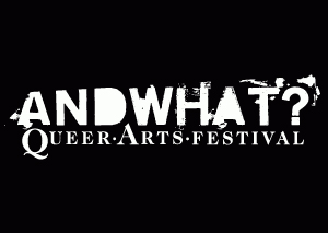 And What? Fest  logo