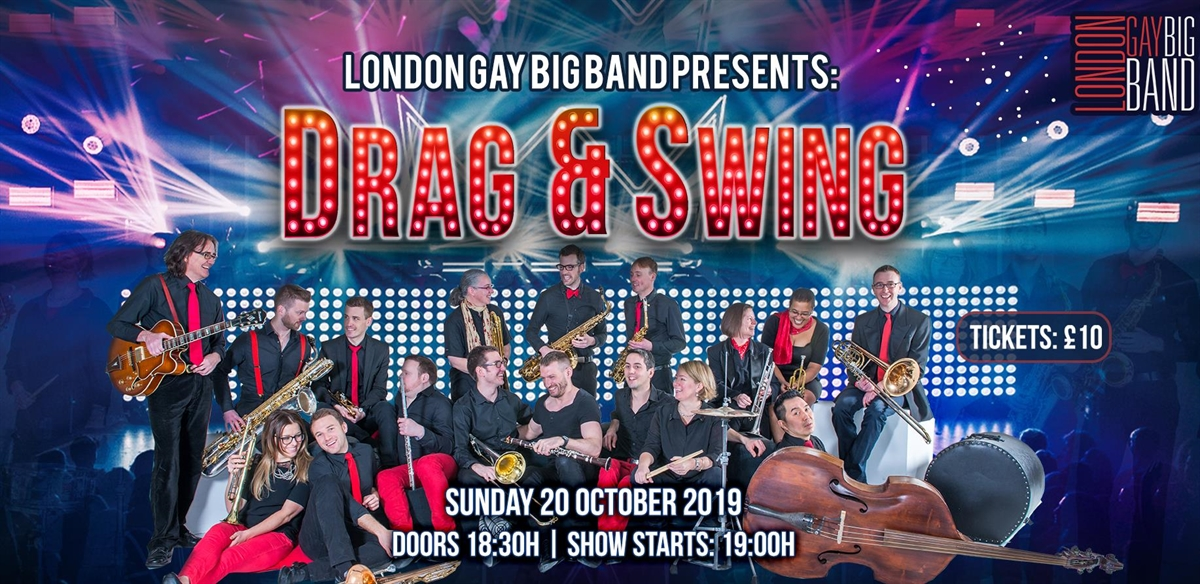 London Gay Big Band presents: DRAG & SWING tickets