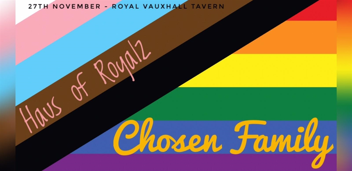 Haus of Royalz: Chosen Family tickets