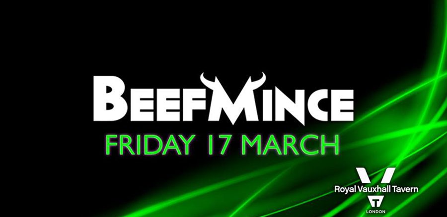 BEEFMINCE feat. Rob C tickets