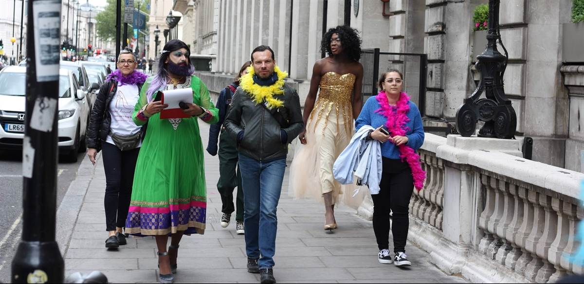 Drag Queen Walking Tour - West Mincer tickets