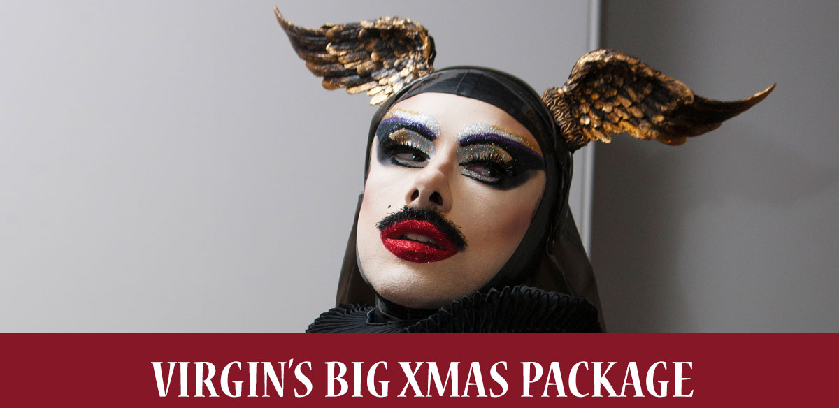Virgin's Big Xmas Package tickets