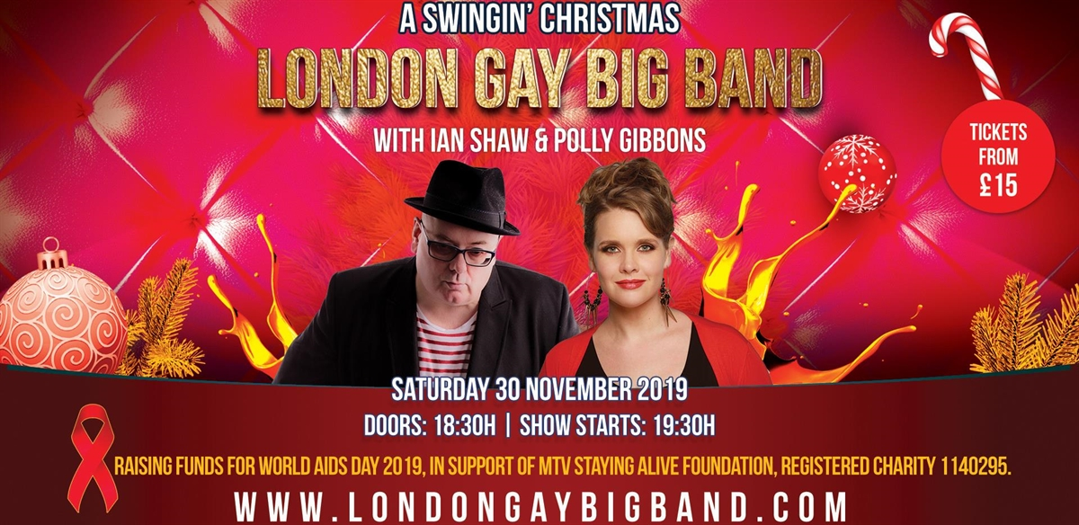 A Swingin' Christmas - LGBB with Ian Shaw & Polly Gibbons tickets