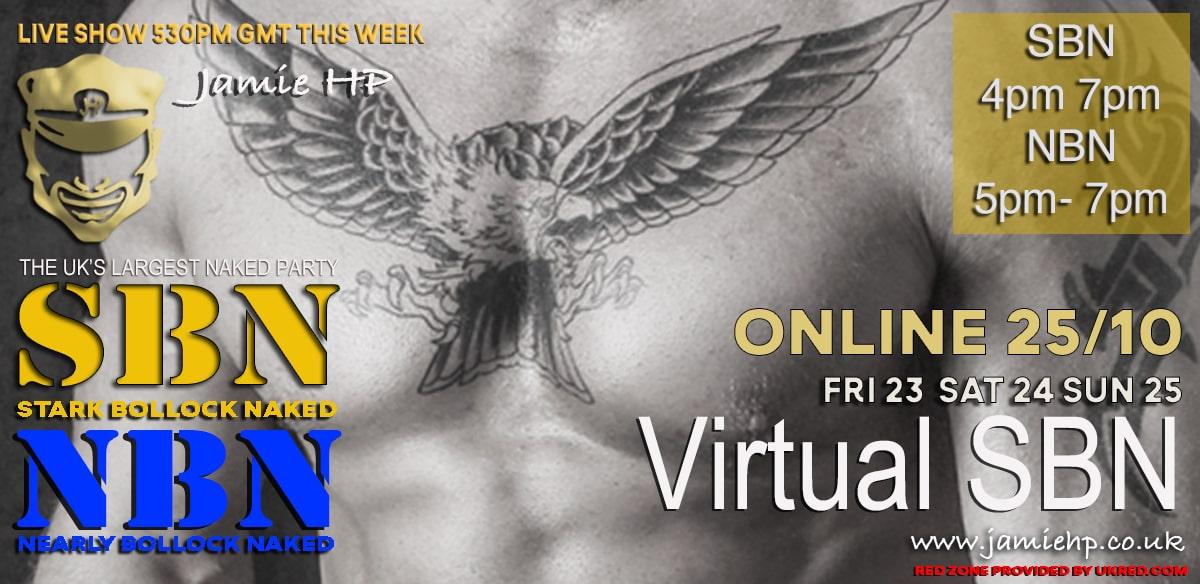 Virtual SBN SUNDAY 01/11 tickets