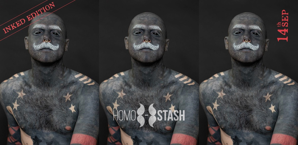 HOMOSTASH - Inked edition - Headliner: Vesnu (Slovakia) tickets