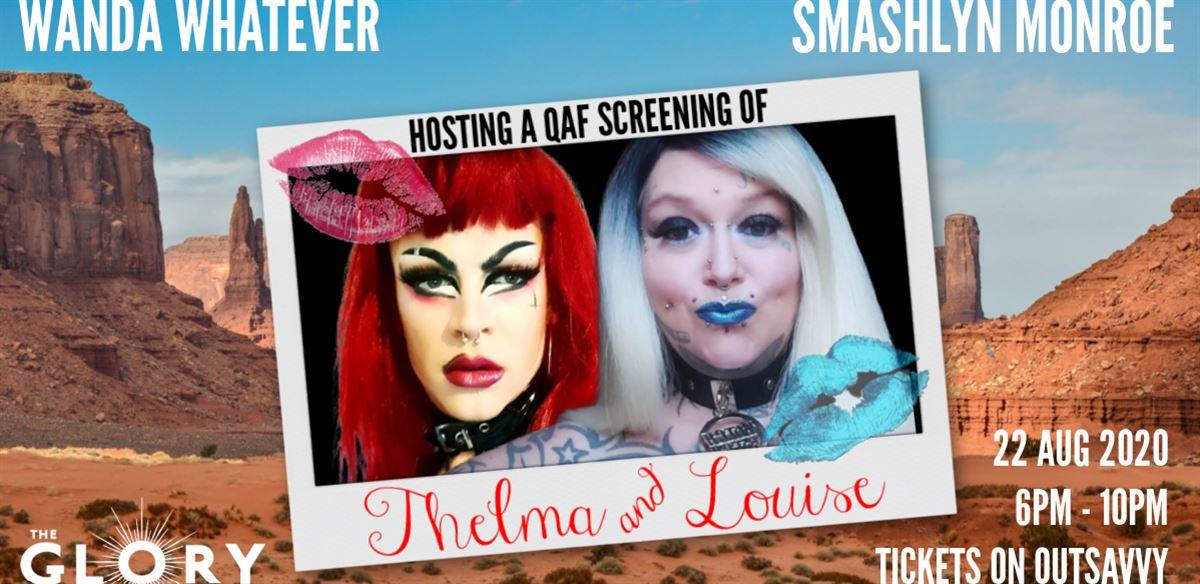 Thelma & Louise: A Queer Screening w/ Smashlyn Monroe & Wanda Whatever tickets