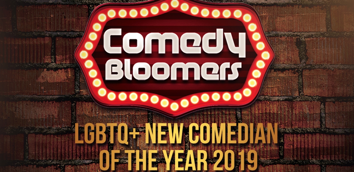 COMEDY BLOOMERS LGBTQ+ NEW COMEDIAN OF THE YEAR  HEAT 3 tickets