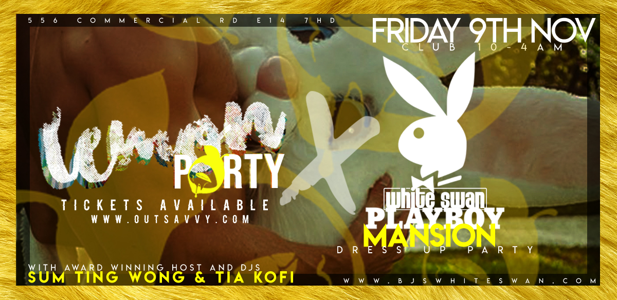 LEMON PXRTY: Playboy Mansion  tickets