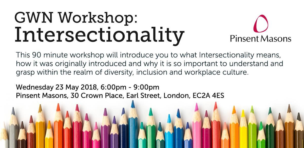 GWN Workshop: Intersectionality tickets