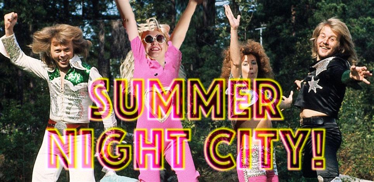 Summer Night City! An ABBA dance party tickets