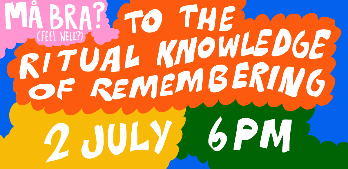 Ma Bra? To The Ritual Knowledge Of Remembering with Lateisha Davine Lovelace-Hanson tickets