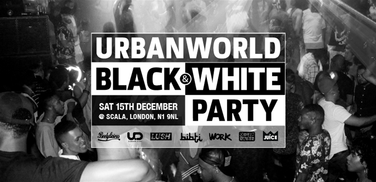 Urban World Black & White Party tickets