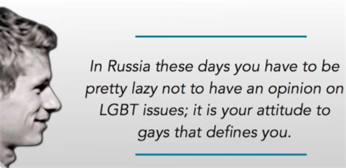 Queer Love from the Russian frontlines with Sergey Khazov-Cassia tickets