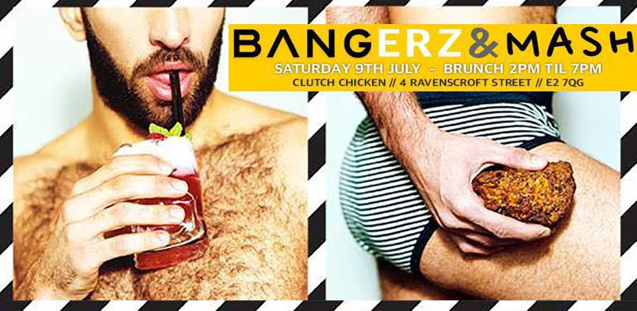 Bangerz & Mash - EVENT POSTPONED - PLEASE CHECK YOUR EMAIL