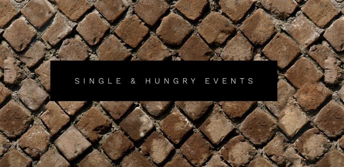 Single & Hungry Dinner - 20th October 2018 tickets