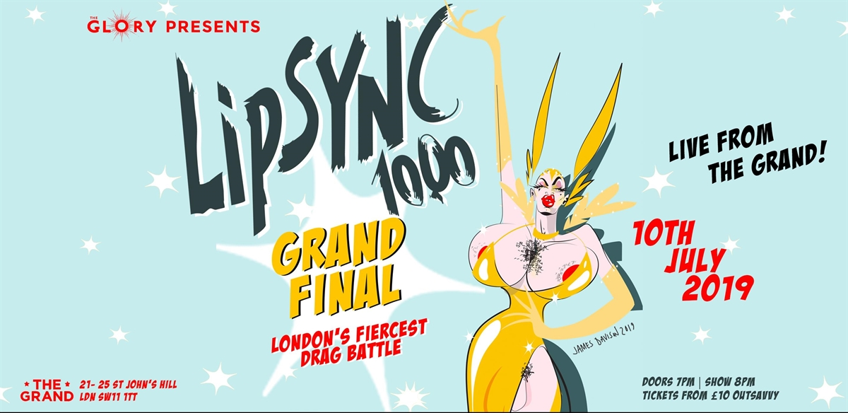 LIPSYNC1000 GRAND FINAL! tickets