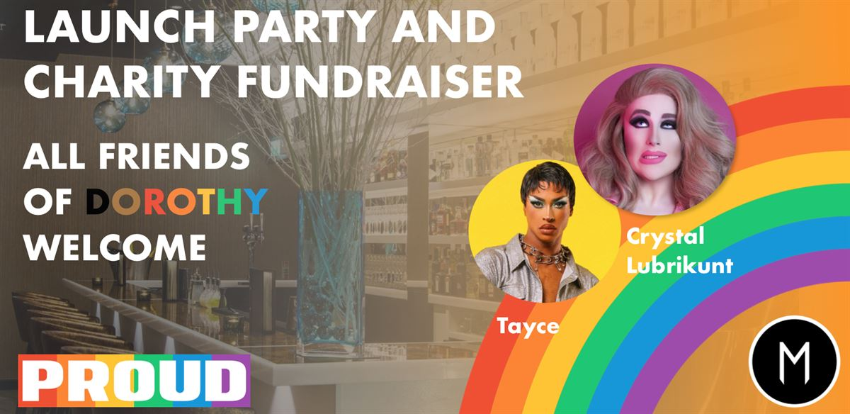 ALWAYS PROUD - LAUNCH PARTY & CHARITY FUNDRAISER tickets