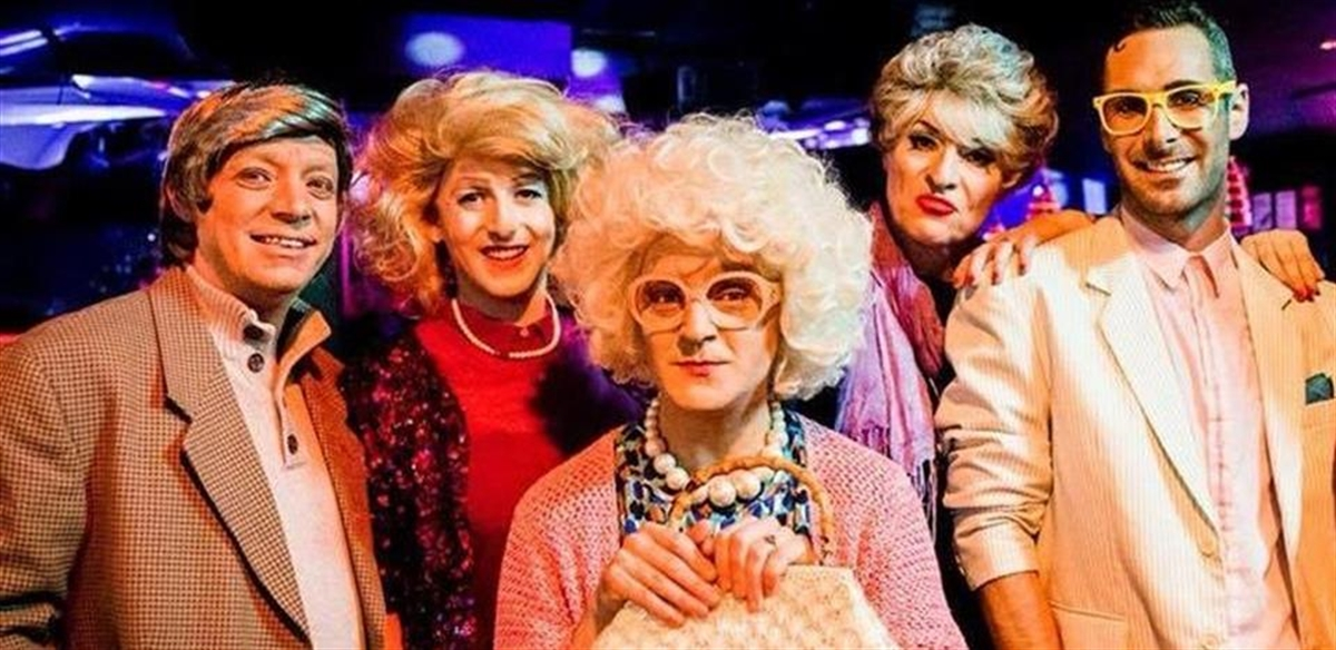 Golden Girls: A Musical - Valentines Special tickets