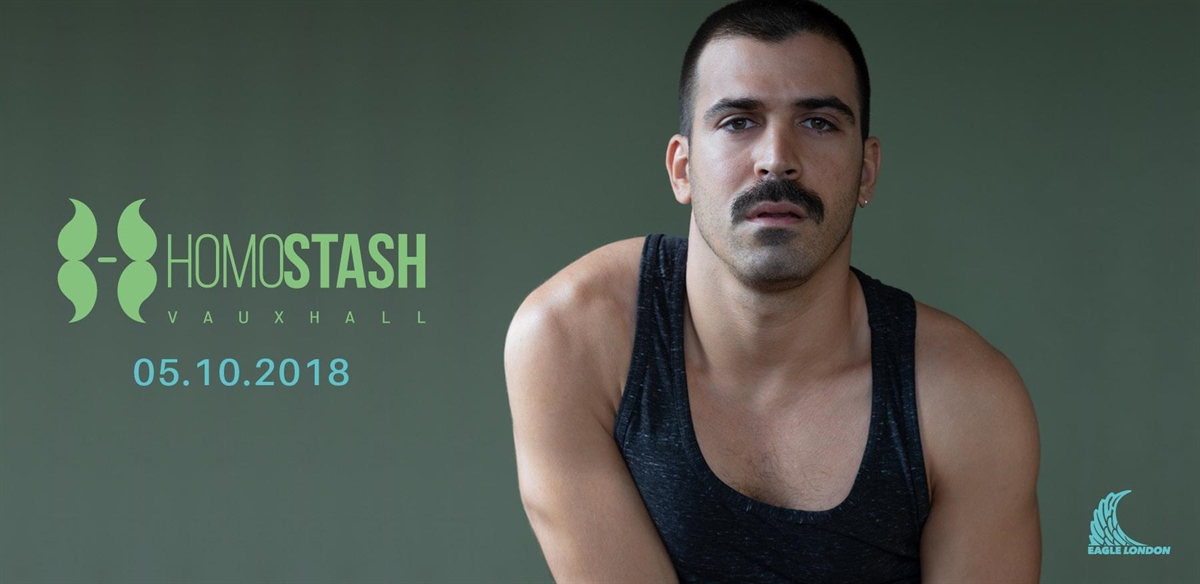 HOMOSTASH VAUXHALL II tickets