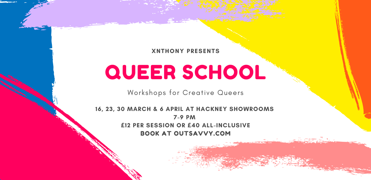 Queer School with Xnthony tickets
