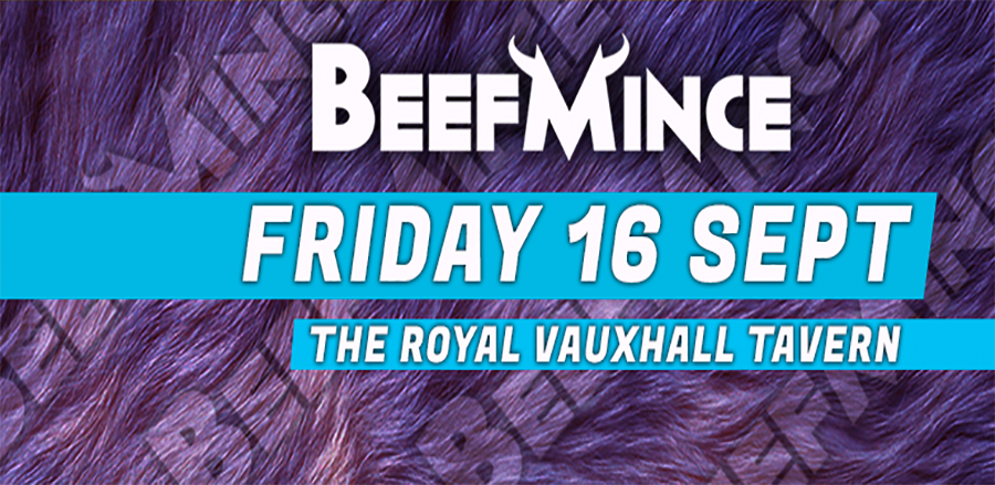 BEEFMINCE - feat. Mikalis tickets