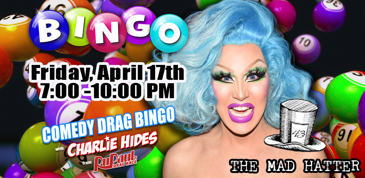 Drag Bingo with Charlie Hides - Oxford tickets