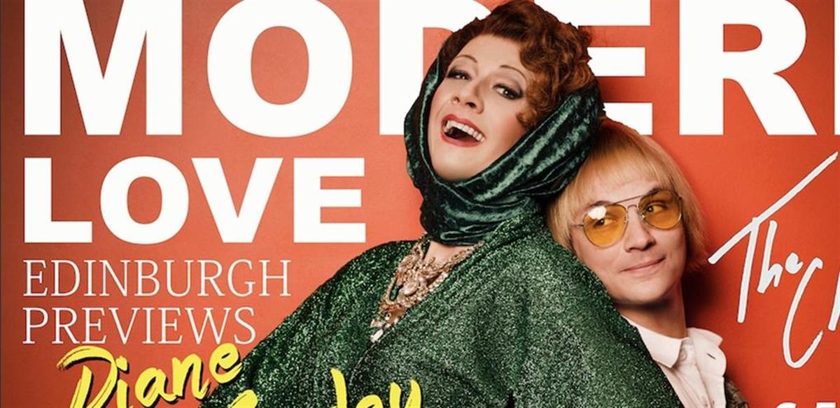 DIANE CHORLEY: MODERN LOVE - Edinburgh Preview  tickets
