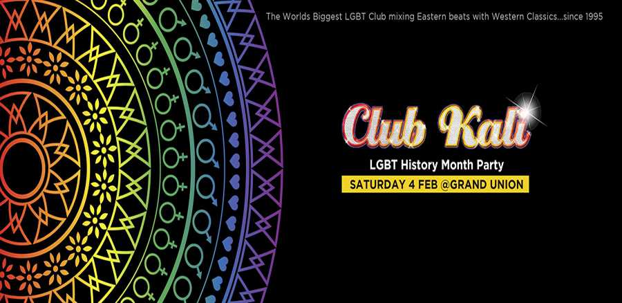 Club Kali LGBT History Month Party tickets