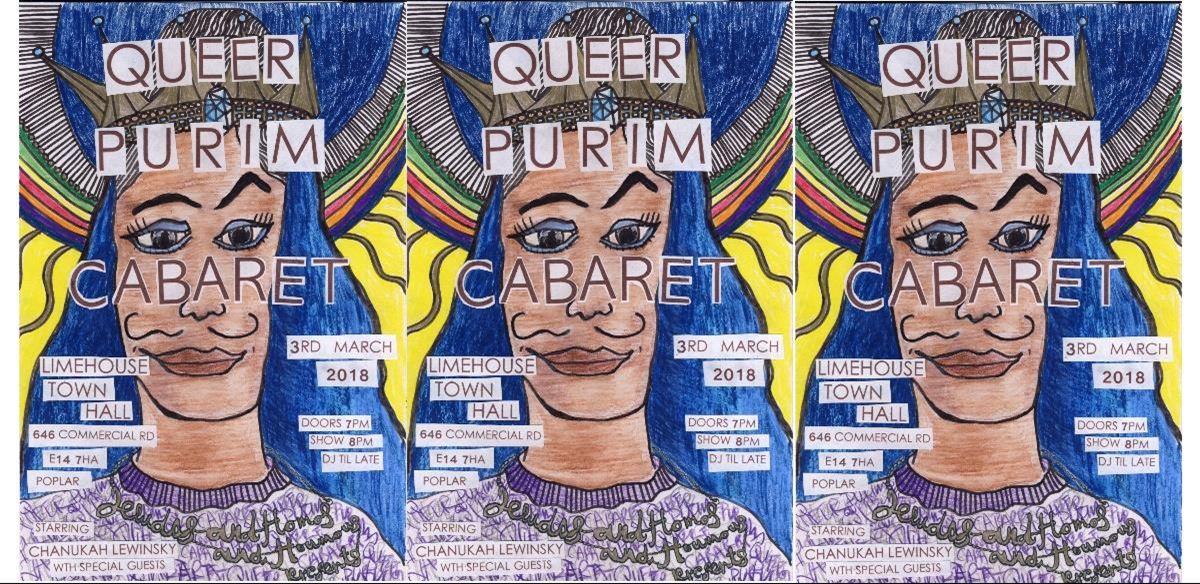 Queer Purim Cabaret tickets