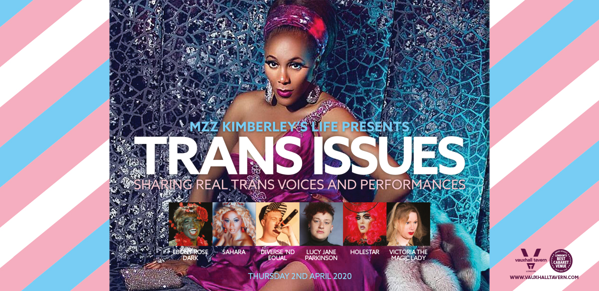 Mzz Kimberley's Life Presents: Trans Issues tickets