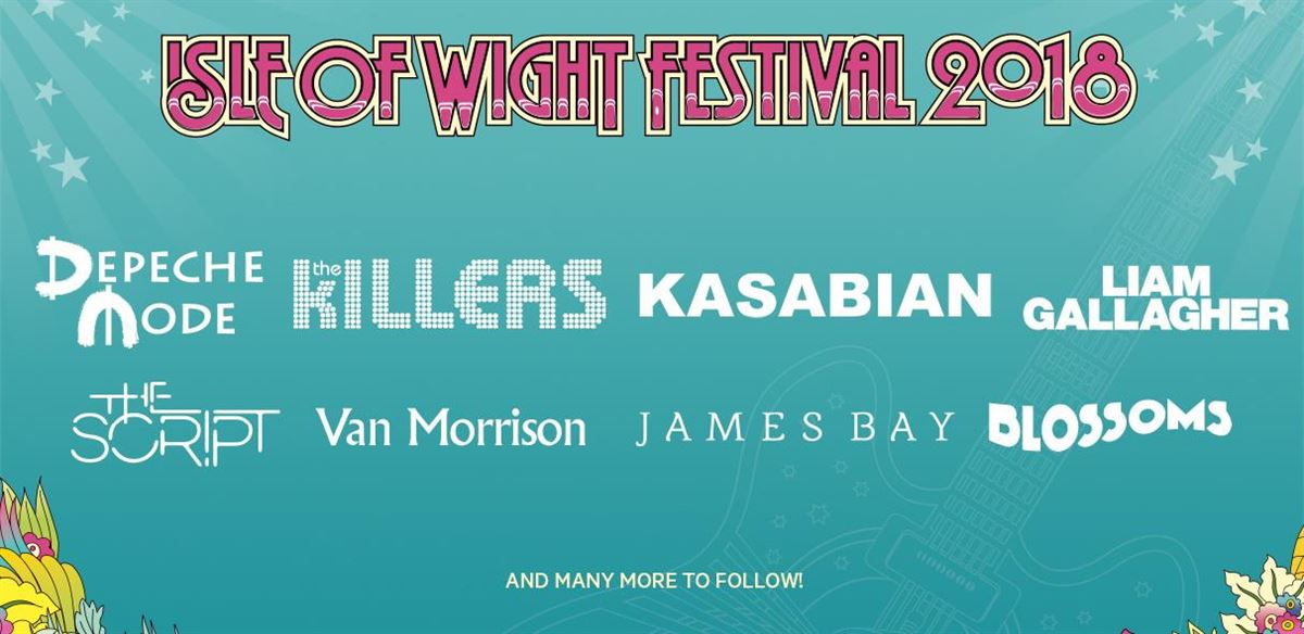 Isle of Wight Festival Prize Draw  tickets