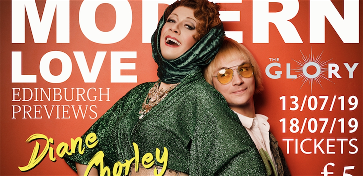 DIANE CHORLEY: MODERN LOVE - Edinburgh Preview  tickets
