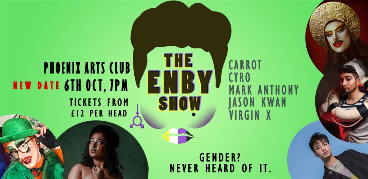 The ENBY Show tickets