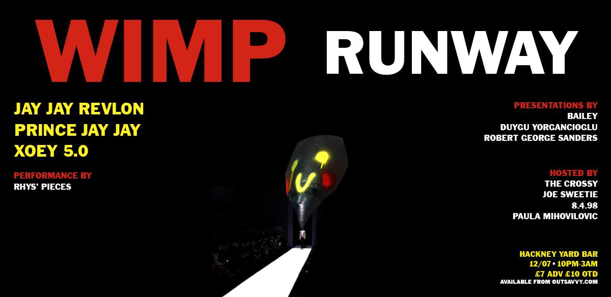 WIMP : RUNWAY tickets