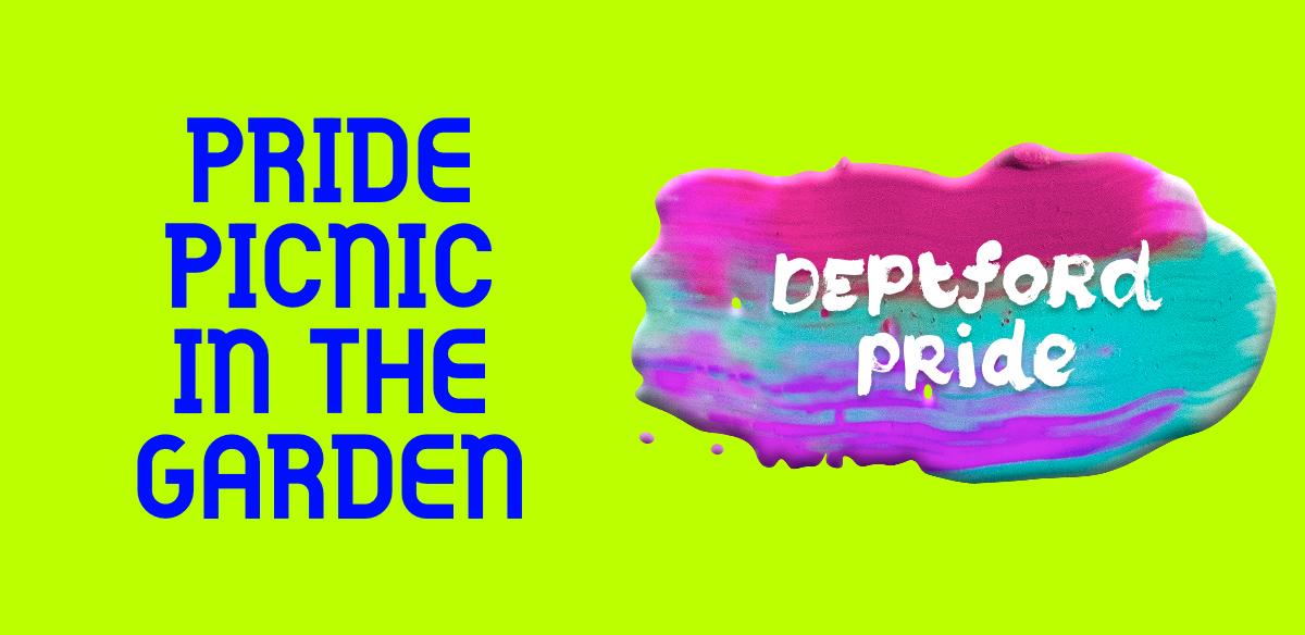 Pride Picnic in the Garden tickets