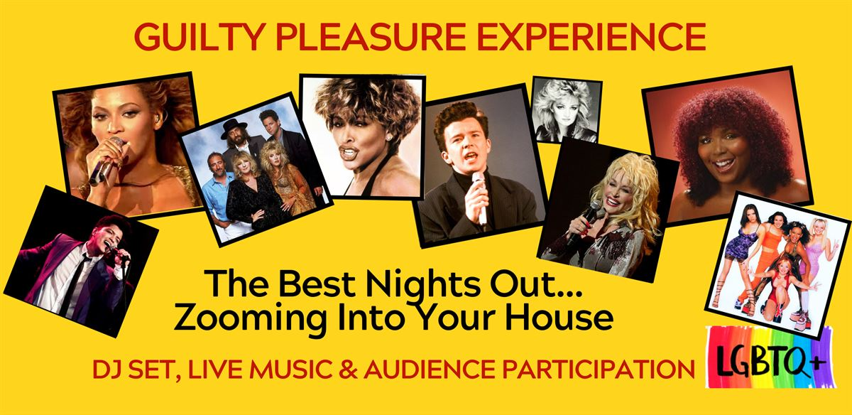 The Guilty Pleasure Experience tickets