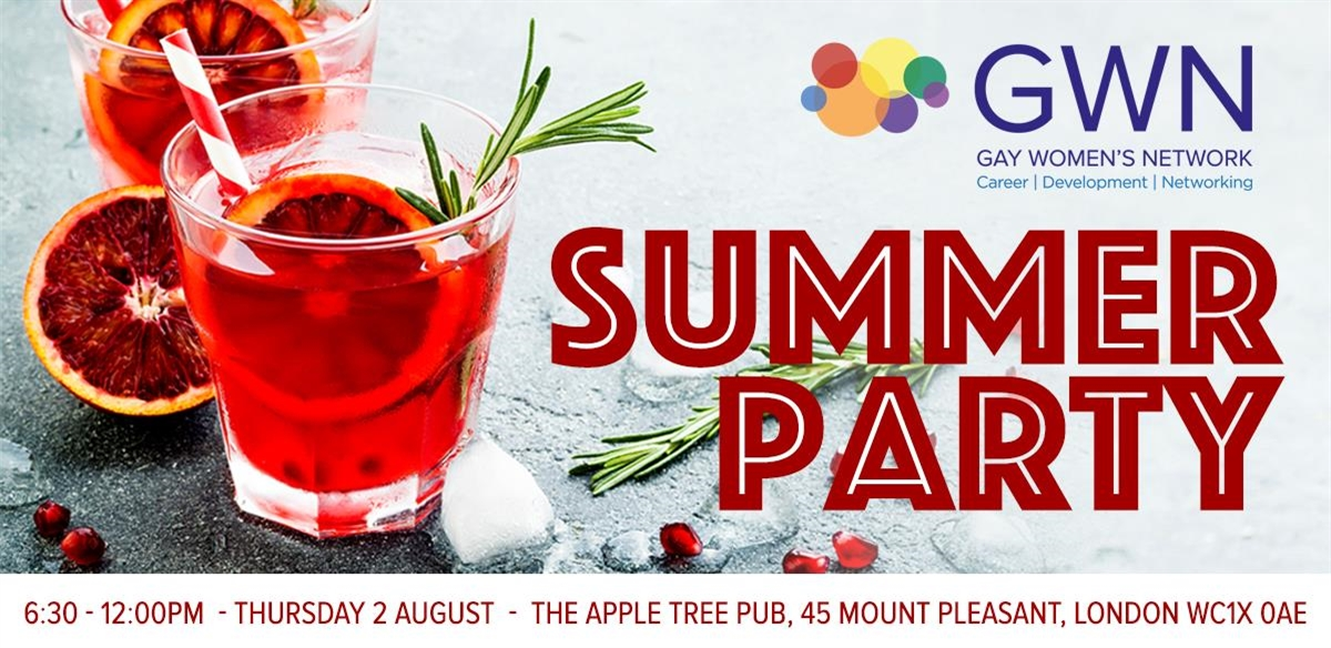 GWN Summer Party tickets