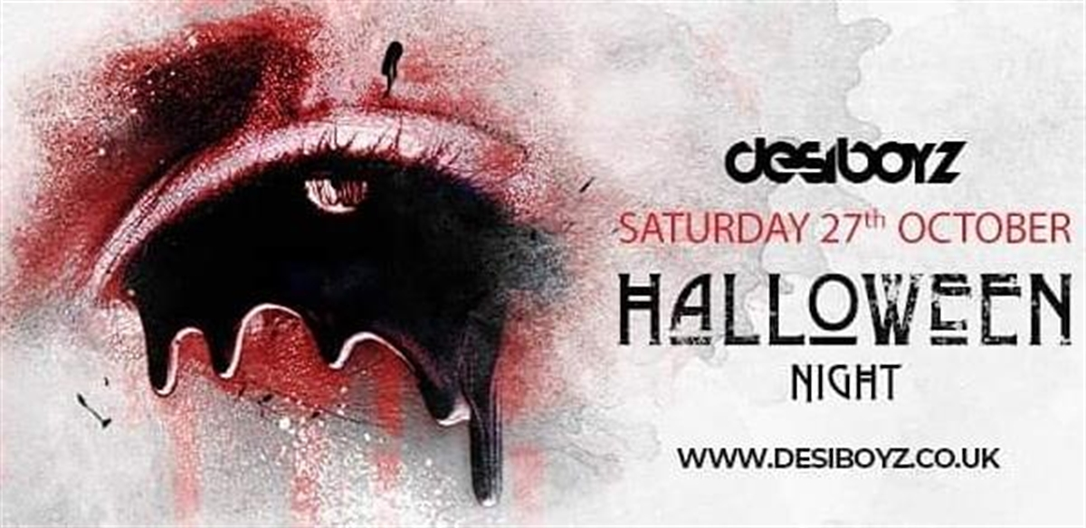 Desi Boyz Halloween Night  tickets