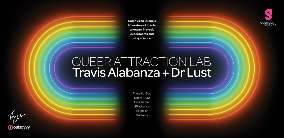 Queer Attraction Lab  tickets