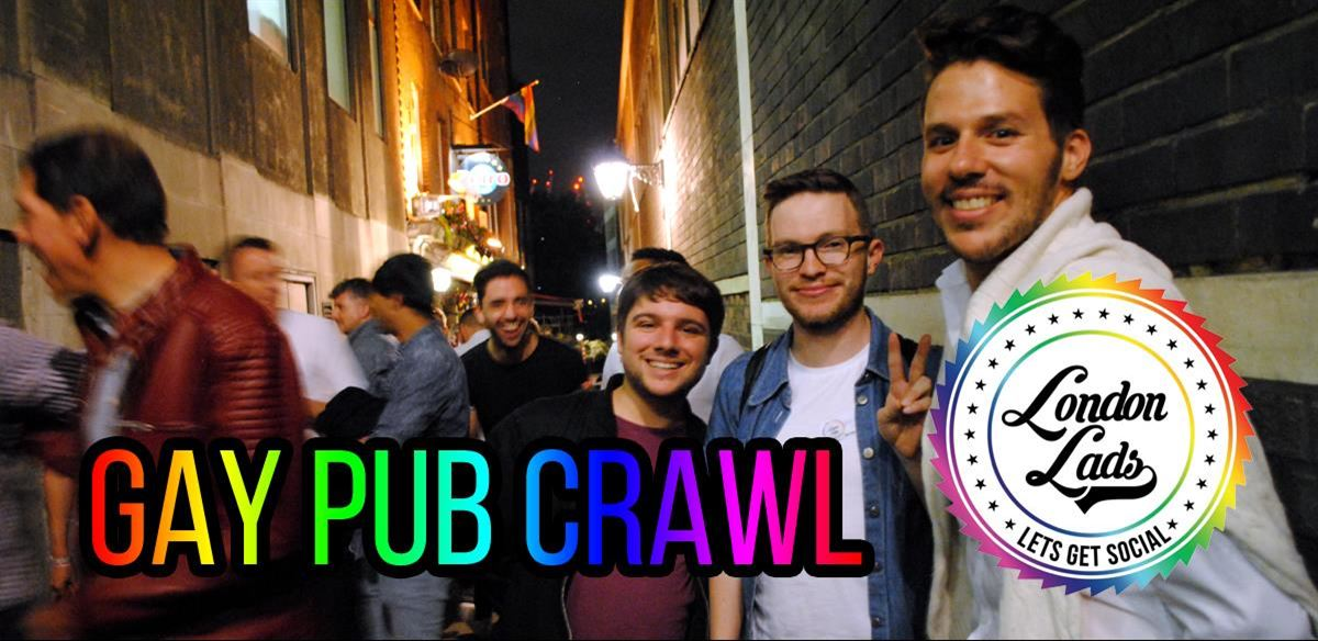April Gay Pub Crawl (Soho) tickets